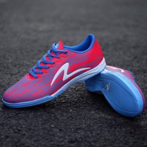 Harga sepatu futsal pria specs motif elegan premium import high | HARGALOKA.COM