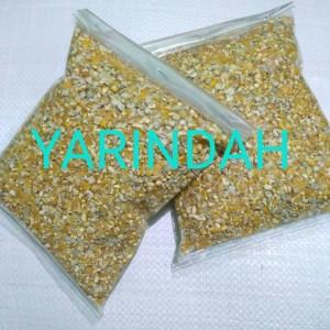 Harga jagung pecah giling pakan ayam burung   | HARGALOKA.COM