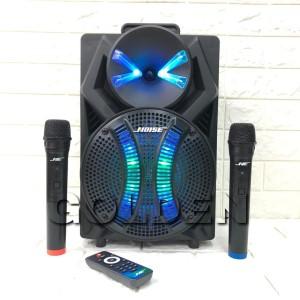 Harga speaker portable amplifier wireless noise 899 d   8 inch   HARGALOKA.COM