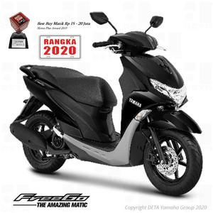 Harga yamaha freego otr bandung sepeda motor   | HARGALOKA.COM