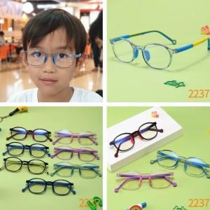 Harga kacamata anak flexibel free lensa minus antiradiasi | HARGALOKA.COM
