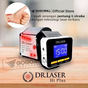 Harga dr laser hi plus   jam tangan kesehatan dengan   HARGALOKA.COM