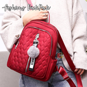 Harga tas ransel backpack wanita impor korea style 7101   | HARGALOKA.COM