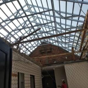 Harga renovasi atap bongkar atap ganti baja   HARGALOKA.COM