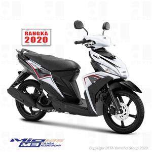 Harga yamaha mio m3 125 otr bandung sepeda motor   | HARGALOKA.COM