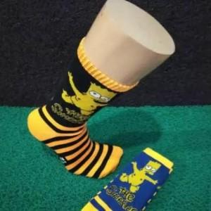 Harga kaos kaki old school kaos kaki motif | HARGALOKA.COM