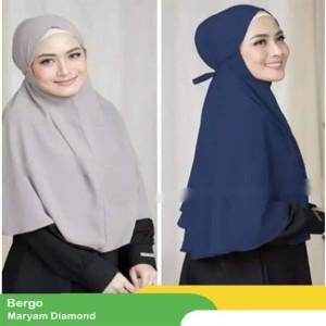 24 Harga Grosir Hijab Bergo Maryam Murah Terbaru 2020 Katalog Or Id