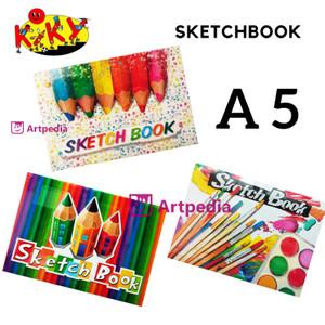 Katalog Kiky Sketch Book A5 Buku Gambar Sketsa Ukuran A5 Katalog.or.id