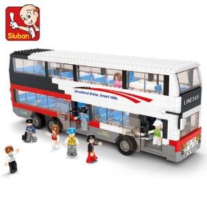 Harga mainan bricks sluban m38 b0335 city | HARGALOKA.COM