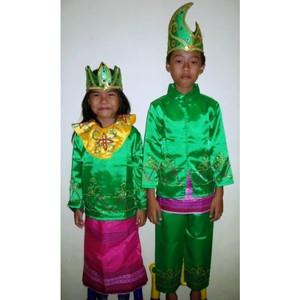 Harga baju adat anak prov bangka dan belitung harga sepasang lk amp pr   5 6 | HARGALOKA.COM