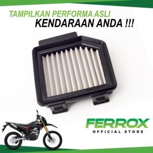 Harga ferrox filter udara honda crf   HARGALOKA.COM