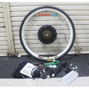 Harga set sepeda listrik 48v 1000w 28 inchi ban belakang ebike | HARGALOKA.COM