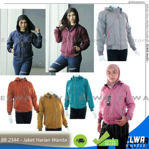 Harga new jaket harian jaket motor waterproof wanita cewek original   pink   pink allsize m | HARGALOKA.COM