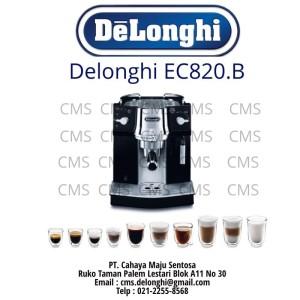 Harga delonghi ec820 b coffee maker mesin pembuat kopi   ec 820   HARGALOKA.COM