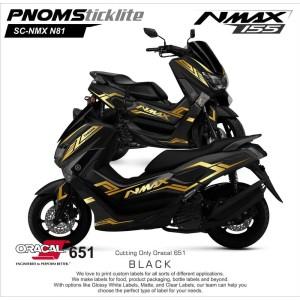 Harga cutting sticker motor nmax design | HARGALOKA.COM