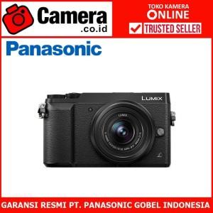 Harga panasonic lumix dmc gx85 kit 12 32mm   black kamera | HARGALOKA.COM
