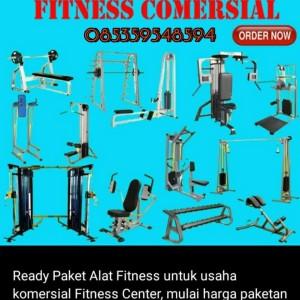 Harga jual alat fitness untuk paket instansi apartement perkantoran | HARGALOKA.COM