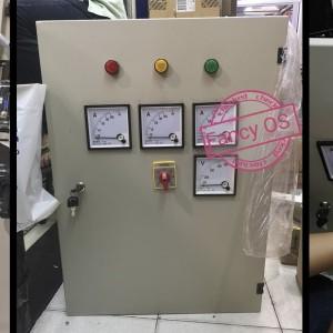 Harga box panel 50x70 komponen rakit panel distribusi | HARGALOKA.COM