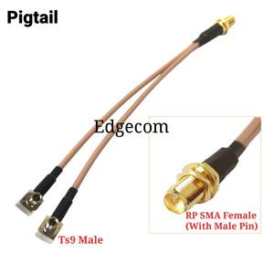 Harga pigtail ts9 untuk modem huawei e8372 e5573 e5577 huawei slim 1 amp | HARGALOKA.COM