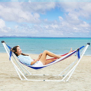 Harga claire maman french hammock   tempat tidur santai gantung kuat | HARGALOKA.COM