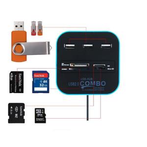 Harga usb hub 3 port card reader 4 slot | HARGALOKA.COM