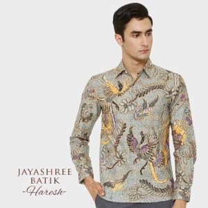 Harga jayashree batik slimfit haresh long sleeve   | HARGALOKA.COM