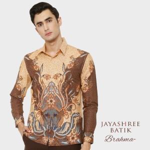 Harga jayashree batik regfit brahma long sleeve   | HARGALOKA.COM