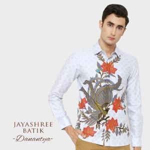 Harga jayashree batik slimfit danantya long sleeve   | HARGALOKA.COM