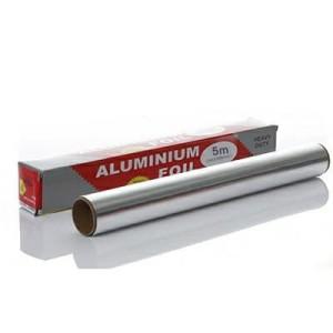Harga lembaran kertas aluminium foil untuk makanan 5 meter | HARGALOKA.COM