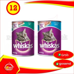Info Makanan Kucing Basah Kaleng Whiskas 400gr Katalog.or.id