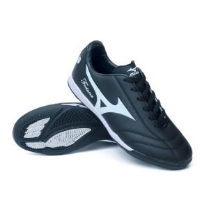 Harga mizuno futsal pria mizuno futsal fortuna hitam putih made in vietnam   | HARGALOKA.COM
