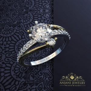 Harga cincin nikah perak 950 single free kotak cincin free ukir | HARGALOKA.COM
