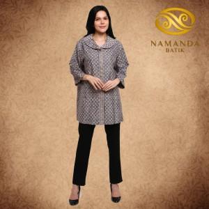 Harga blouse batik viscose motif | HARGALOKA.COM