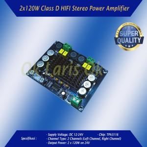 Harga tpa3116 tpa3116d2 2x 120w class d hifi stereo power amplifier m543   HARGALOKA.COM