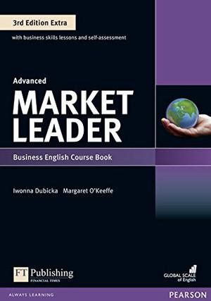 Harga market leader advance 3rd edition with cd original | HARGALOKA.COM