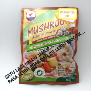 Harga herring brand mushroom seasoning powder bumbu jamur | HARGALOKA.COM