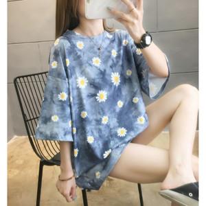 Harga kaos coconut island oversize t shirt baju perempuan sale   | HARGALOKA.COM