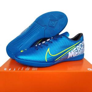 Harga sepatu futsal nike mercurial x grade ori   biru | HARGALOKA.COM
