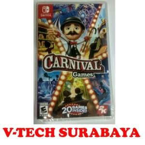 Harga carnival games nintendo | HARGALOKA.COM