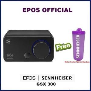 Harga epos sennheiser gsx 300 external sound card epos gsx300   | HARGALOKA.COM