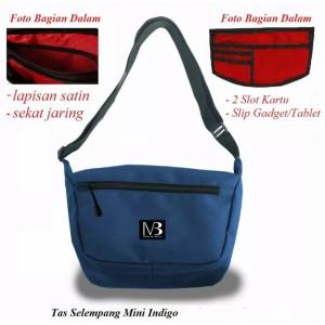 Harga tas selempang mini indigo pussiap kirim dari surabaya best seller   | HARGALOKA.COM