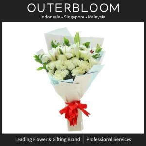 Harga Bunga Buket Artificial Rose Ross Mawar Artificial Flower Bouquet A Katalog.or.id