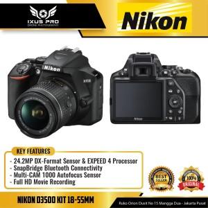 Harga nikon d3500 kit 18 55mm f 3 5 5 6g | HARGALOKA.COM