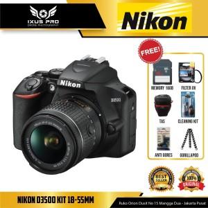 Harga nikon d3500 kit 18 55mm full | HARGALOKA.COM