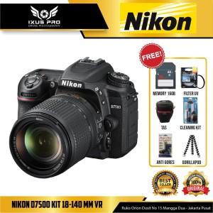 Harga nikon d7500 kit 18 140 vr kamera nikon d7500 | HARGALOKA.COM