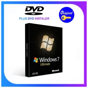 Harga promo windows 7 ultimate original lisensi lifetime update online resmi   | HARGALOKA.COM