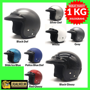 Harga helm cargloss helm carglos helm retro classic vespa klasik vintage     HARGALOKA.COM