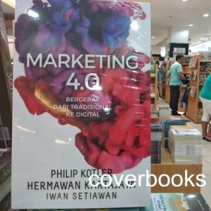 Harga buku marketing 4 0 bergerak dari tradisional ke digital philip   HARGALOKA.COM