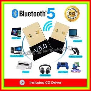 Harga csr dongle bluetooth receiver adapter usb v4 0 for headset pc | HARGALOKA.COM
