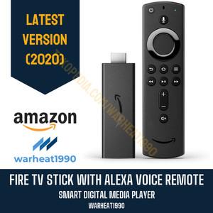 Harga amazon fire tv stick with alexa voice remote full hd hdmi | HARGALOKA.COM